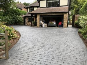 sealed block paving driveways in West Sussex